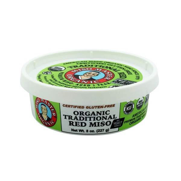 Miso Master Organic Traditional Red Miso