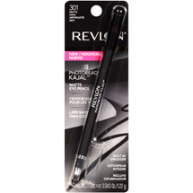Revlon Photoready Kajal Eye Pencil 301 Matte Coal