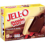 Jell-O Pudding Pops Chocolate & Vanilla Mold Kit