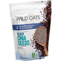 Wild Oats Marketplace Black Chia Seeds