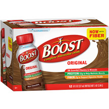 Boost Original Rich Chocolate Complete Nutritional Drink