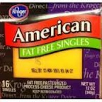 Kroger American Cheese Slices