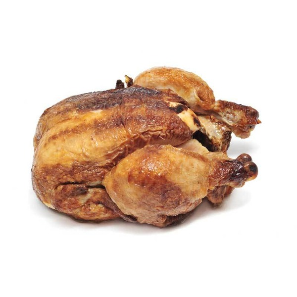 Whole Foods Market Plain Hot Rotisserie Chicken