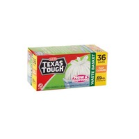 H-E-B Texas Tough 8 Gallon Waste Basket Flap Closure Bags