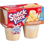 Snack Pack Banana Cream Pie Pudding