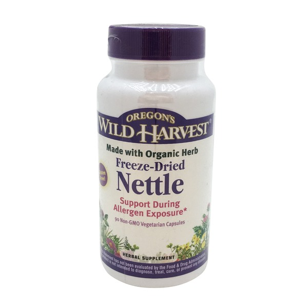 Oregon's Wild Harvest Organic Freeze-Dried Nettle