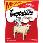 Whiskas Temptations Mega Beef Cat Treat