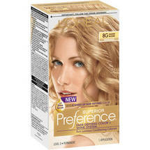 L'Oreal Paris Preference Golden Blonde 8G Haircolor