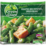 Green Giant Steamers Roasted Red Potatoes/Green Beans & Rosemary Butter Sauce