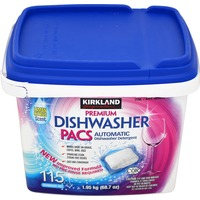 Kirkland Signature Automatic Dishwasher Pacs
