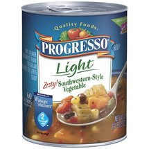 Progresso Southwestern Vegetable Style Soup