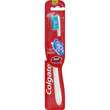Colgate 360 Optic White Medium Toothbrush each