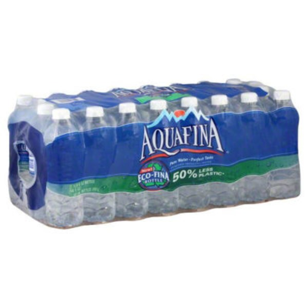 Aquafina Packaged Water