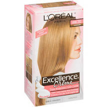 L'Oreal Excellence Creme Triple Protection Medium Beige Blonde Cooler 8Bb Hair Color