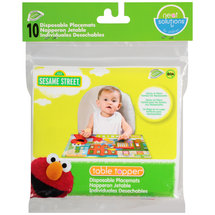 Neat Solutions Sesame Street Disposable Placemat