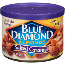 Blue Diamond Salted Caramel Flavored Almonds