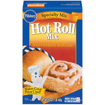 Pillsbury Hot Roll Specialty Mix