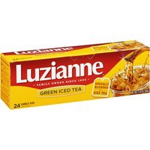 Luzianne Green Iced Tea Tea Bags