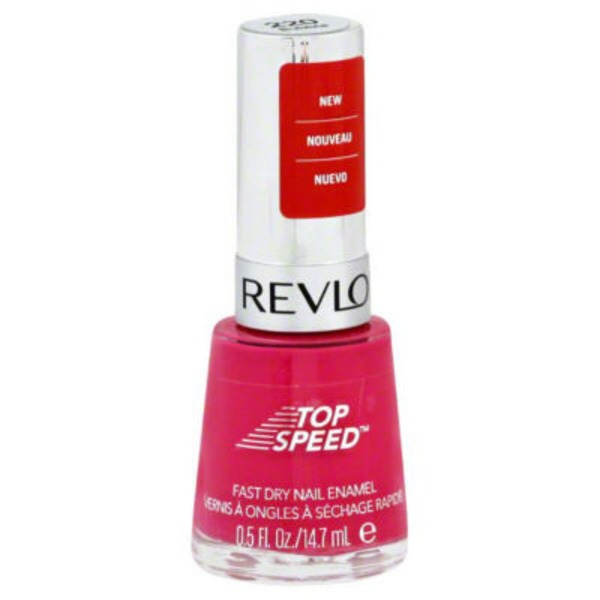 Revlon Top Speed Nail Enamel - Bubble 220