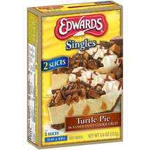 Edwards Singles Turtle Pie