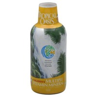 Tropical Oasis Multiple Vitamin Mineral, Children's