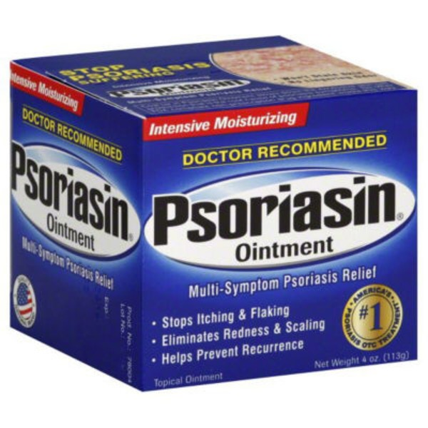 Psoriasin Topical Ointment