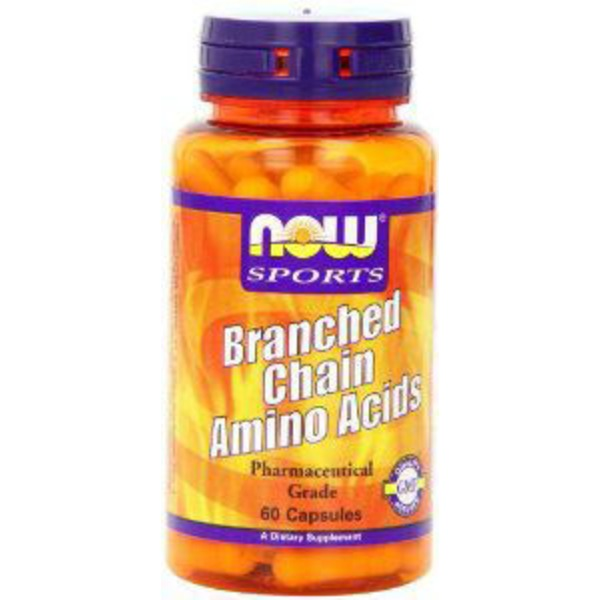 Now Sports Branched Chain Amino Acids Capsules