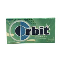 Orbit Sugar Free Sweet Mint Gum