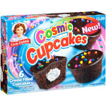 Little Debbie Creme Filled Cosmic Cupcakes