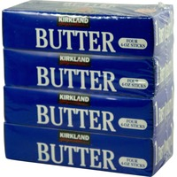 Kirkland Signature Butter Quarters