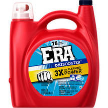 Era 3X Oxi Booster Laundry Detergent