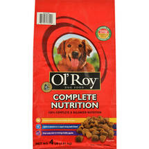 Ol Roy Dog Complete Nutrition For All Breeds Food