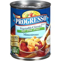 Progresso Minestrone Soup Vegetable Classics
