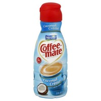 Nestlé Coffee Mate Coconut Creme Liquid Coffee Creamer