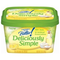 I Can't Believe It's Not Butter Simply Delicious Spread