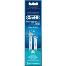 Oral-B Professional Floss Action replacement Electric Toothbrush Heads