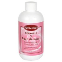 De La Cruz Glicerina & Rose Water