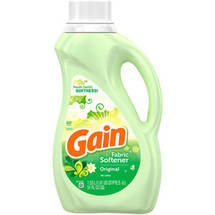 Gain Fabric Enhancer Liquid Outdoor Fresh