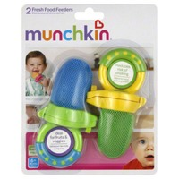Munchkin Fresh Food Feeders - 2 CT