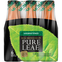 Pure Leaf Unsweetened Real Brewed Tea