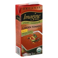 Imagine Foods Organic Light in Sodium Soup Garden Tomato