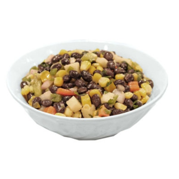 Central Market Black Bean Corn Jimaca Salad