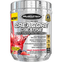 MuscleTech Pro Series CreaCore Creatine Fruit Punch Fusion Dietary Supplement