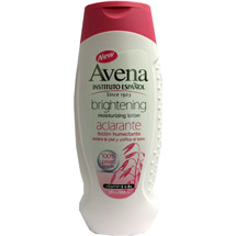 Avena Brightening Moisturizing Lotion