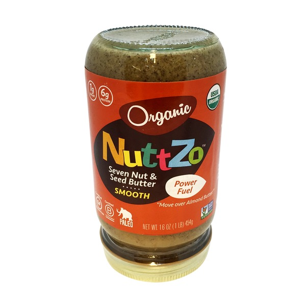 NuttZo Smooth Seven Nut & Seed Butter