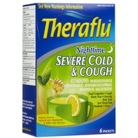 Theraflu Severe Cold And Cough Packets