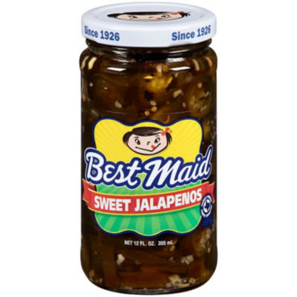 Best Maid Sweet Jalapenos