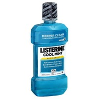 Listerine® Cool Mint Antiseptic Adult Mouthwash