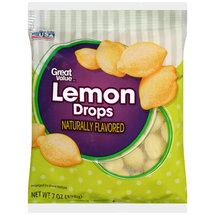 Great Value Lemon Drops Hard Candy