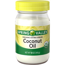 Spring Valley Organic Extra Virgin Coconut Oil